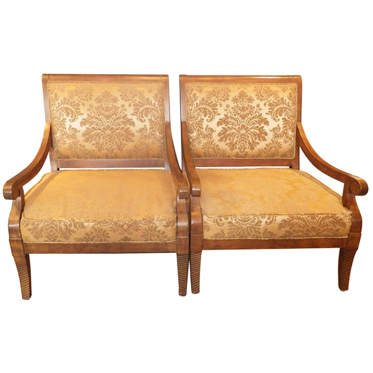 Oversized armchairs for sale at 1stdibs for Oversized armchair