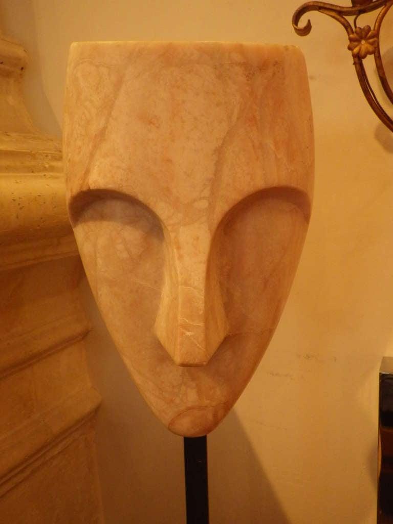 Mask Sculpture 5