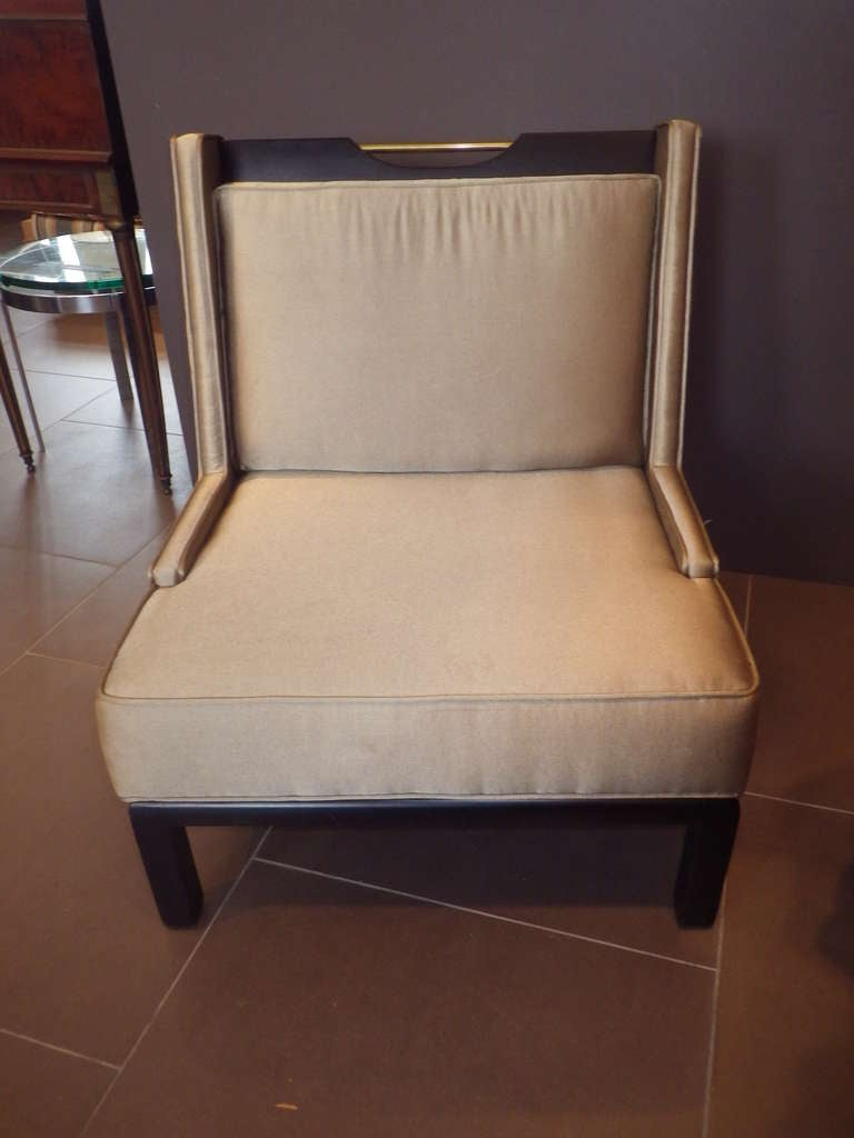 James Mont Slipper Chair 3