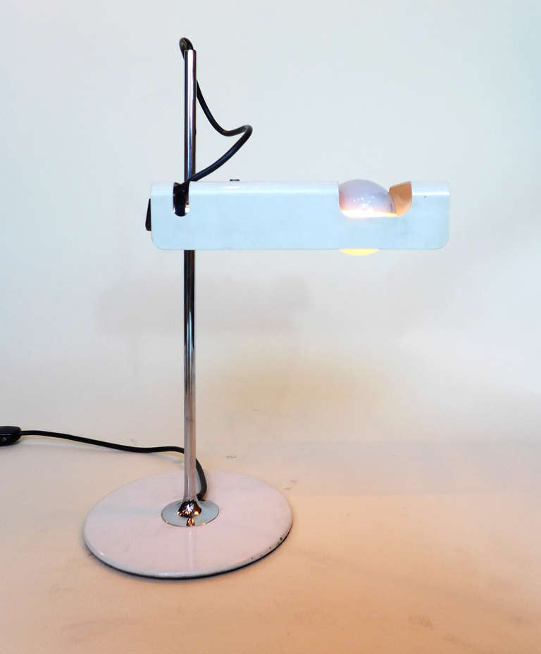 Joe colombo spider lamp for o luce at 1stdibs for What is a spider lamp