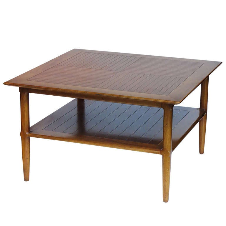 Swedish 60 39 S Sophisticate Coffee Table By Tomlinson At 1stdibs