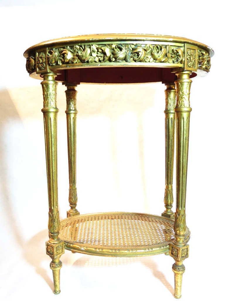 louis xvi side table at 1stdibs. Black Bedroom Furniture Sets. Home Design Ideas