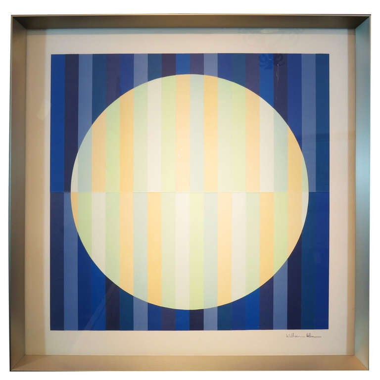 Wall Decor With Construction Paper : Original paper construction by william helm at stdibs
