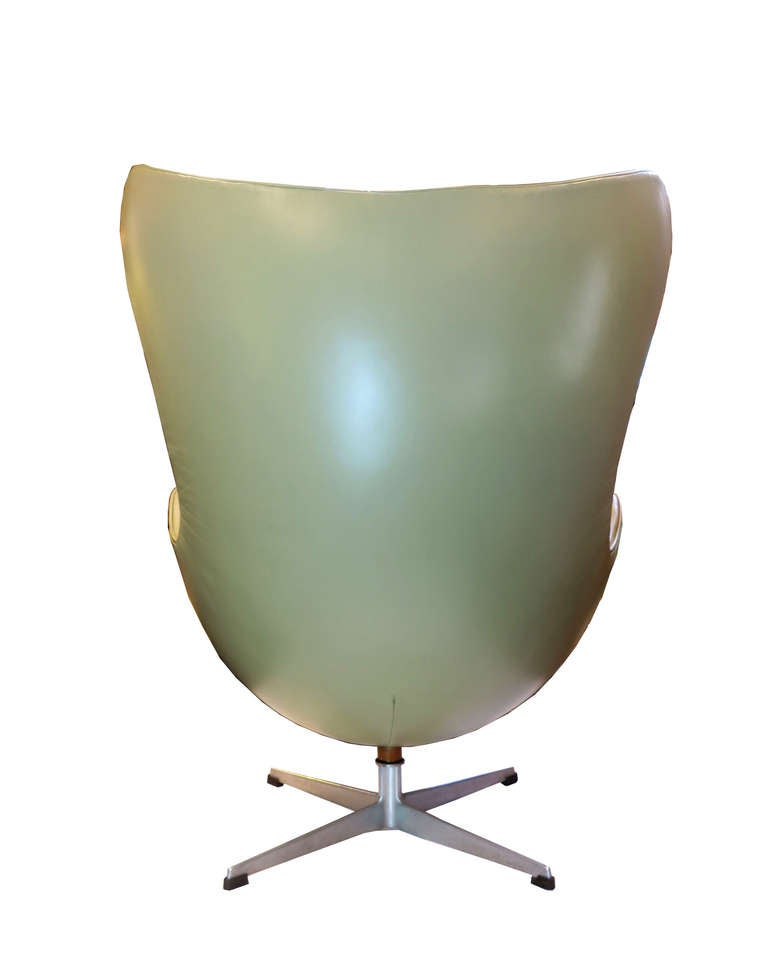 "American ""Egg"" Chair by Arne Jacobsen For Sale"
