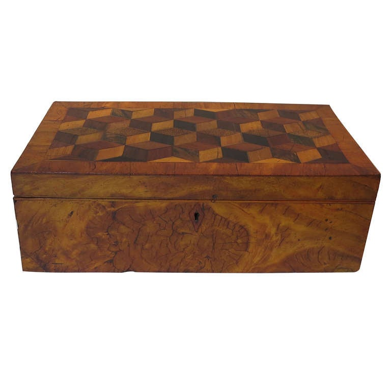 Antique and Vintage Jewelry Boxes at 1stdibs