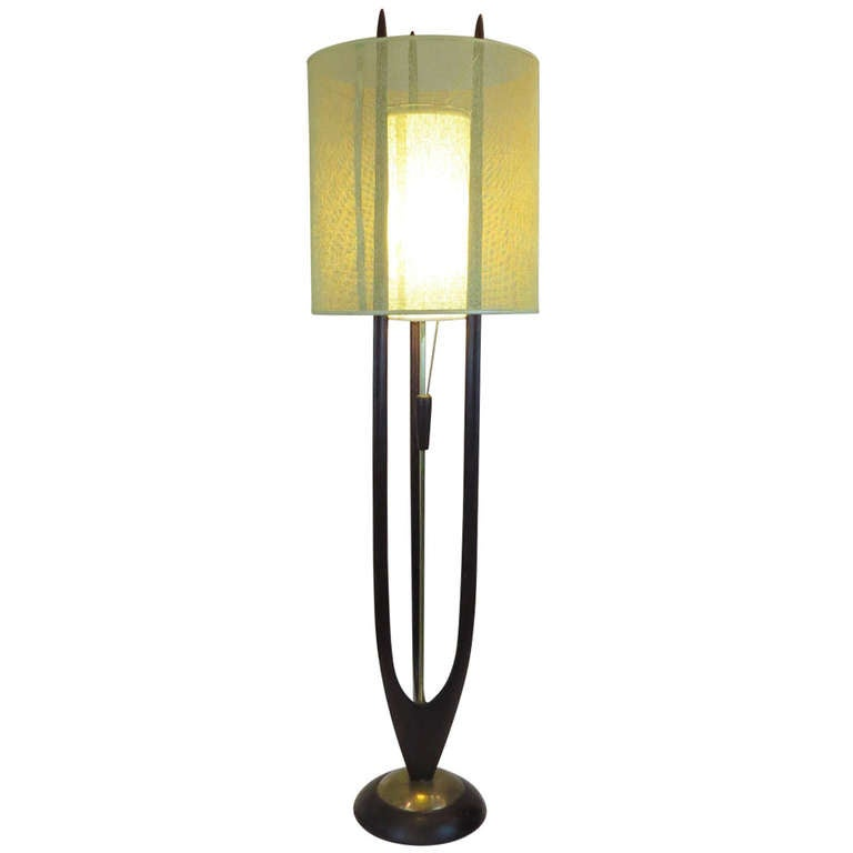 this mid century 3 prong floor lamp is no longer available. Black Bedroom Furniture Sets. Home Design Ideas