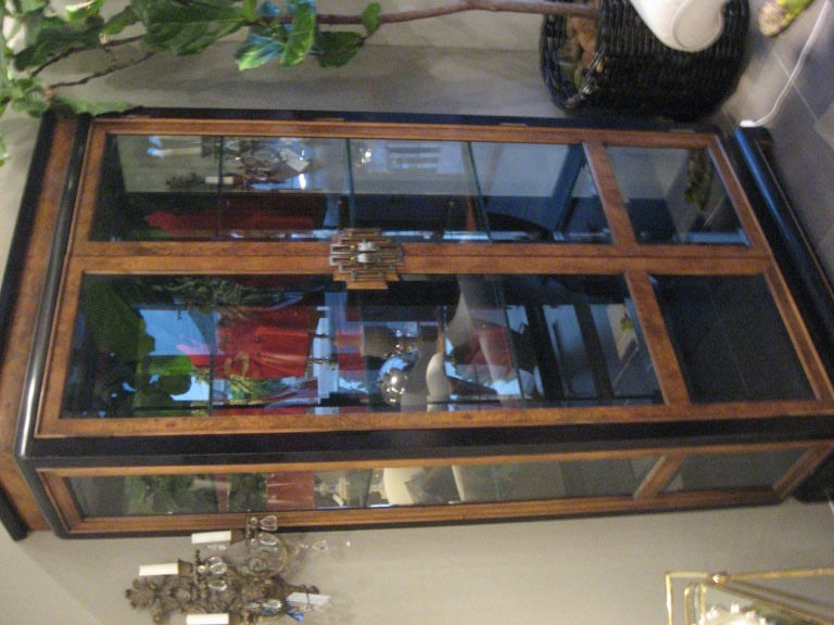 Asian Style Vitrine For Sale 1