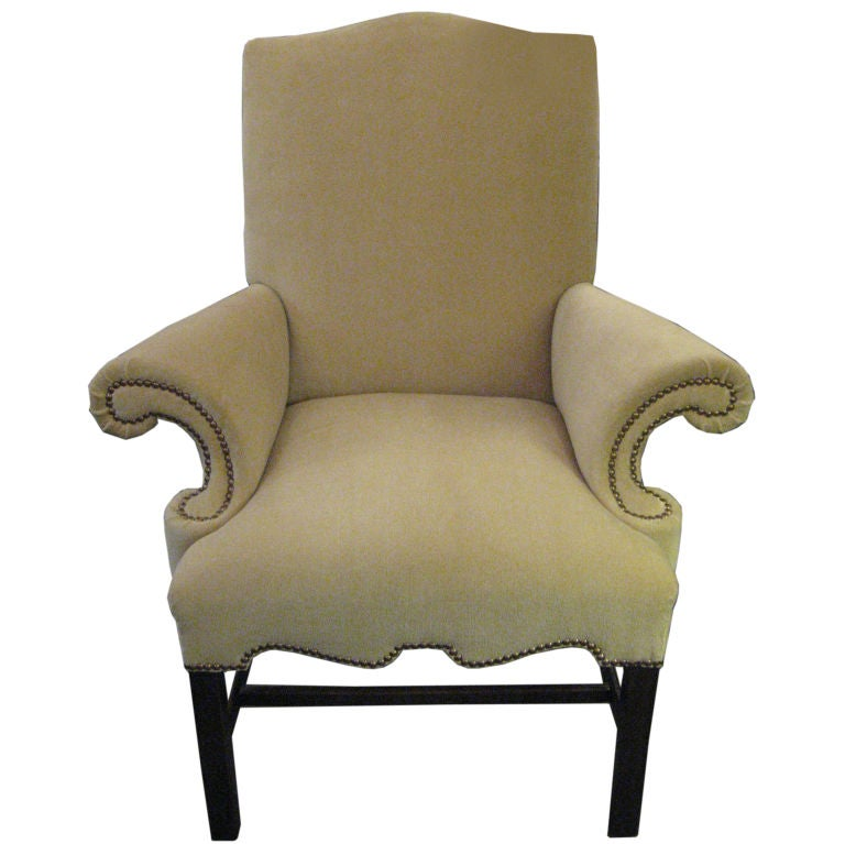 Wonderful Club Chair At 1stdibs