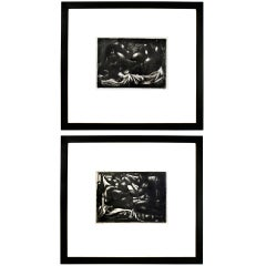 Amerigo Tot Prova d'Artista / Artist's Proof Lithograph