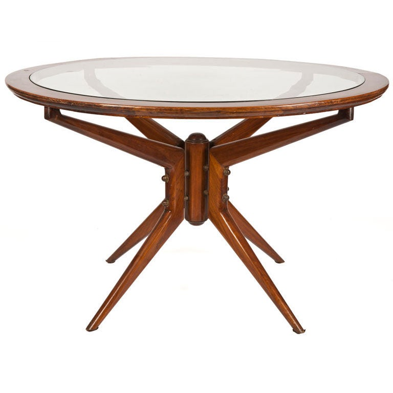 Fine quality circular 1940s center table For Sale at 1stdibs : 8757130824673911 from www.1stdibs.com size 768 x 768 jpeg 40kB