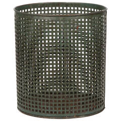 Early 1950s Mathieu Mategot Waste Basket