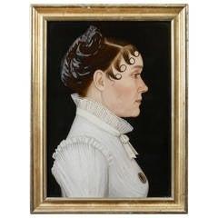 Benjamin Greenleaf Portrait of Mrs. Nancy Wyman-Houghton