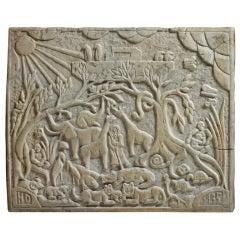 Noah's Ark Relief