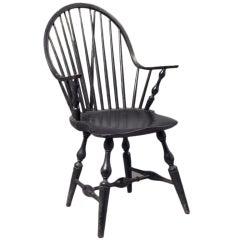 Continuous Brace-Back Windsor Armchair