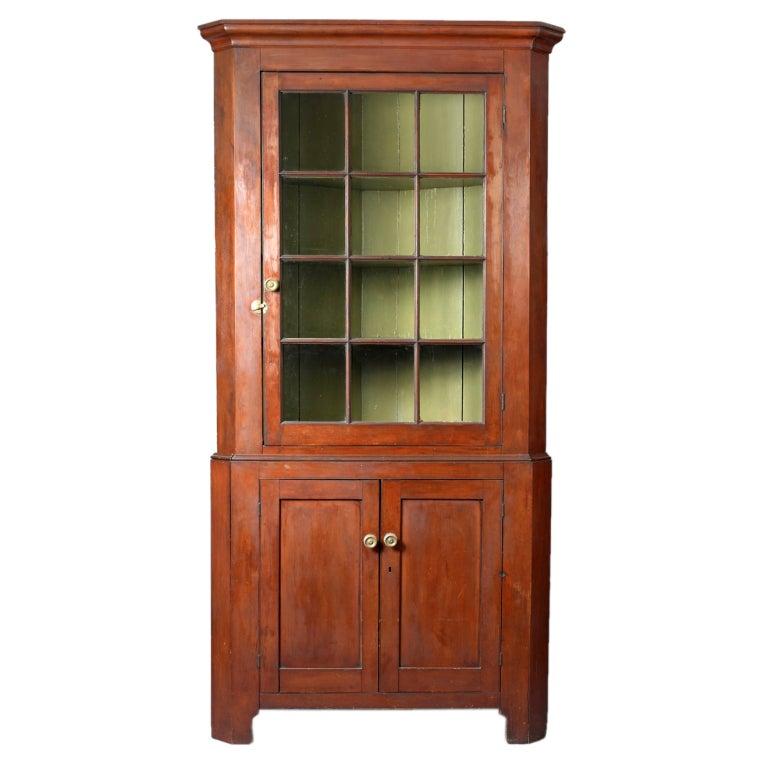 corner cupboards antique 1