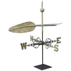 Quill Pen Weathervane