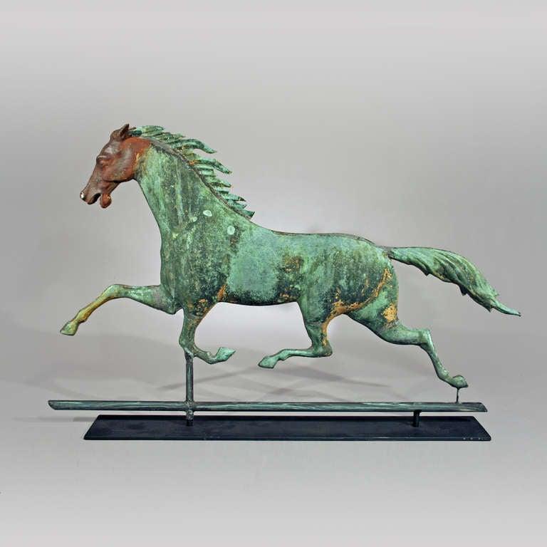 Horse Weathervane 2