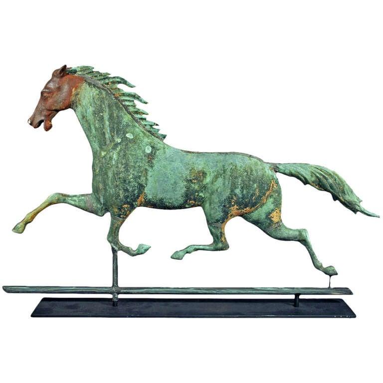 Horse Weathervane 1