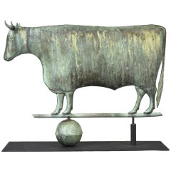Steer Weathervane