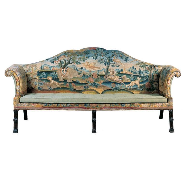 Rare George III Sofa