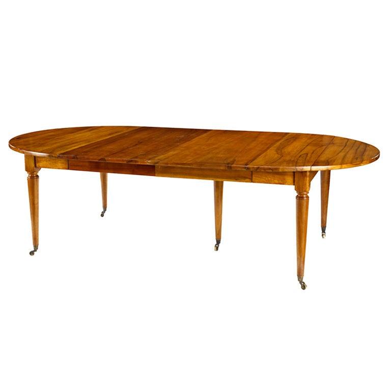 A Louis XVI Style Walnut Dining Table at 1stdibs : XXX876213358102691 from www.1stdibs.com size 768 x 768 jpeg 26kB