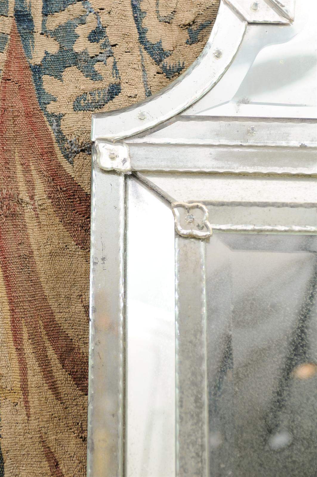 Caroline Venetian Style Mirror For Sale 2