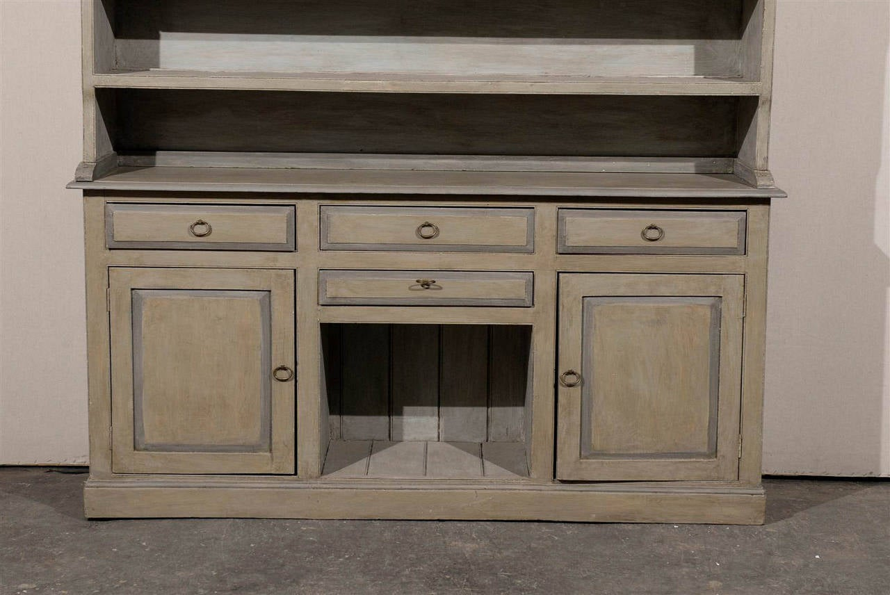 American Painted Wood Cabinet From The 1920s For Sale At 1stdibs. Full resolution  pic, nominally Width 1280 Height 856 pixels, pic with #282219.