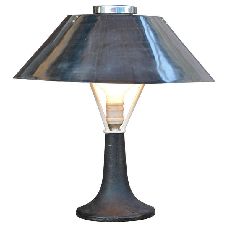 nautical table lamp at 1stdibs. Black Bedroom Furniture Sets. Home Design Ideas
