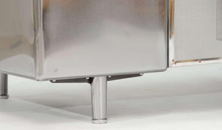 Vintage Steelcase Double Bank Tanker Desk image 10
