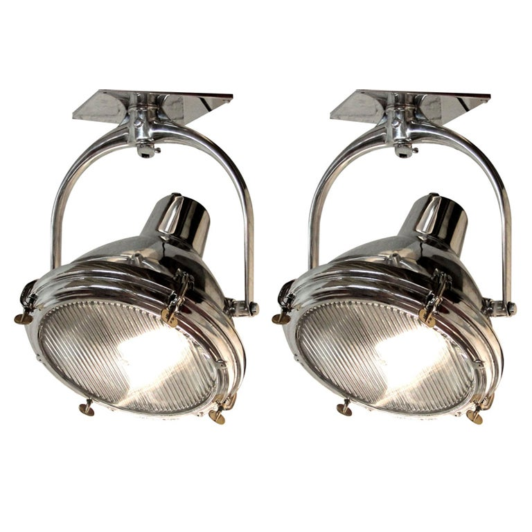 Crouse Hinds Industrial Light Fixtures