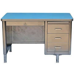 Classic Steelcase, Single Bank Desk