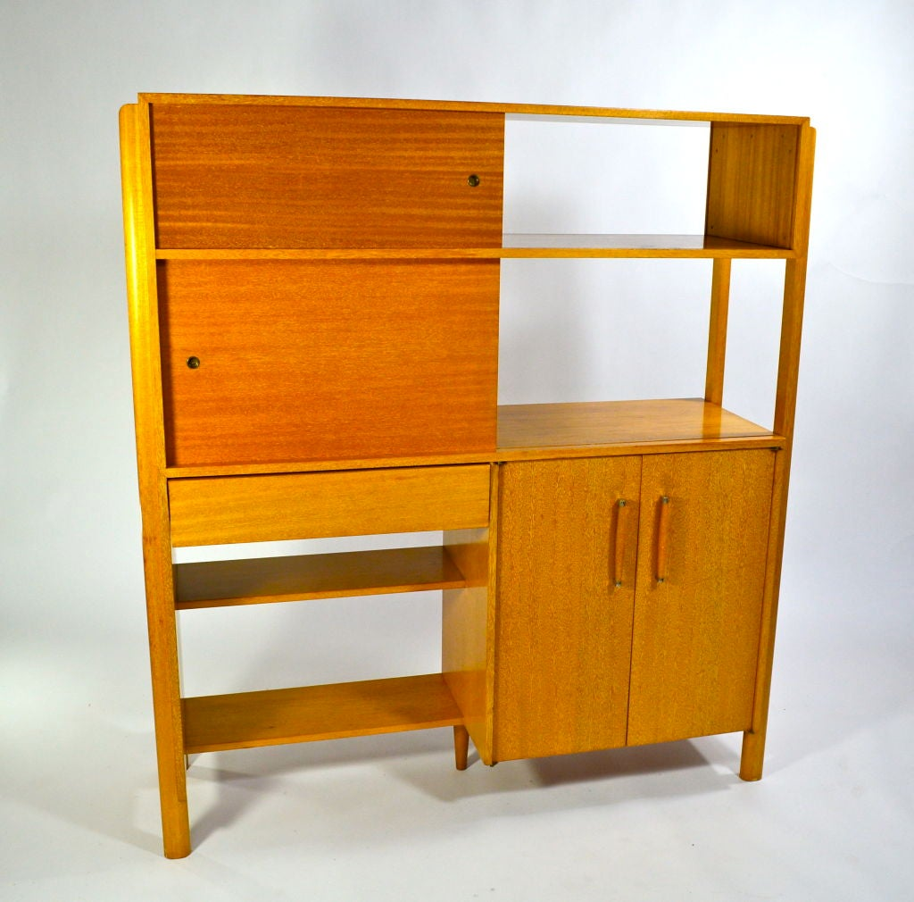 John keal multi purpose cabinet for sale at 1stdibs for Multipurpose furniture for sale