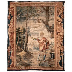 An English Mythological Tapestry, Mortlake, London Late 17th/Early 18th Century
