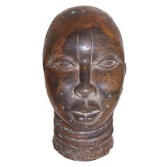 Afar Tribe Bronze