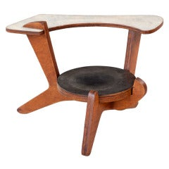 Coffee Table or Plant Stand by Jose Zanine