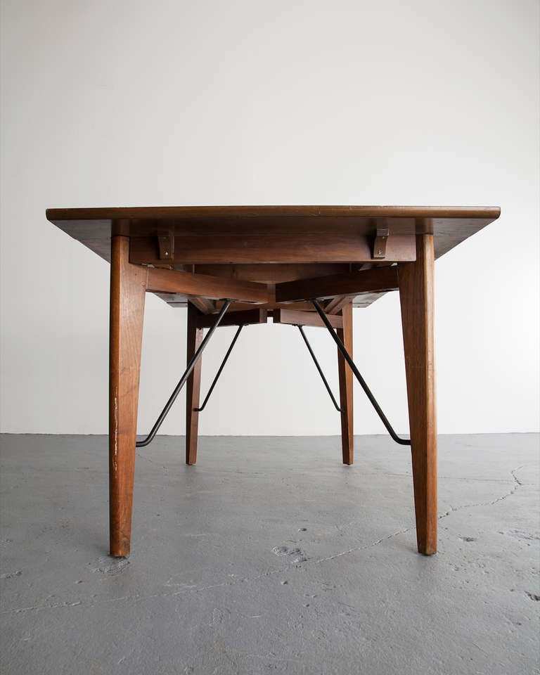 Mid-20th Century Dining Table by Greta Magnusson Grossman for Glenn California, 1952 For Sale