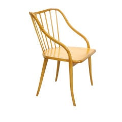 Side Chair by Joaquim Tenreiro, Brazil, 1948