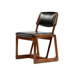 Side Chair by Sergio Rodrigues, Brazil, 1990