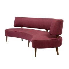 Sofa by Joaquim Tenreiro