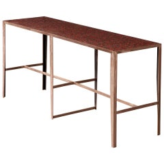 Unique Console Table By David Wiseman
