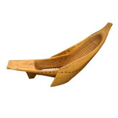 """Sirinhaem"" Chaise Longue by Hugo Franca, Brazil, 2006"