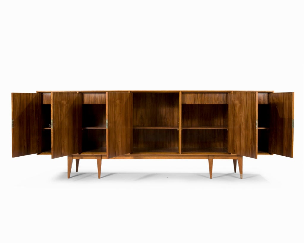 Credenza La Gi : Credenza by giuseppe scapinelli for sale at stdibs
