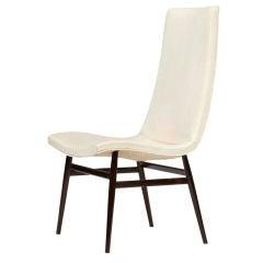 Desk chair by Joaquim Tenreiro