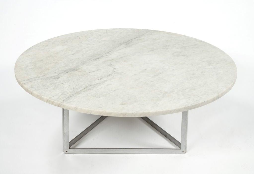 Rare PK 56 Coffee Table by Poul Kjaerholm, Denmark, 1978 4