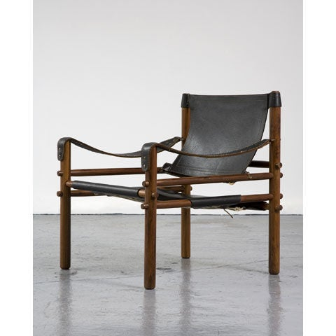 """""""Safari"""" Chair by Arne Norell 2"""