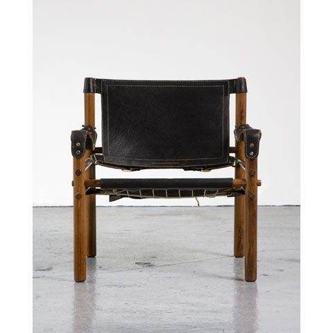 """""""Safari"""" Chair by Arne Norell 4"""