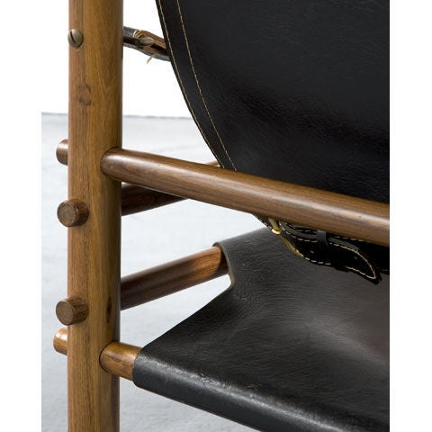 """""""Safari"""" Chair by Arne Norell 5"""