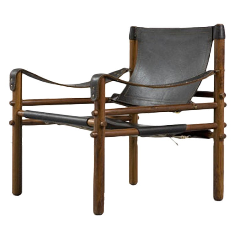 Quot Safari Quot Chair By Arne Norell At 1stdibs