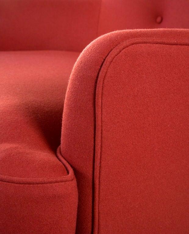 Lounge Chair by Joaquim Tenreiro, Brazil, 1950 For Sale 1