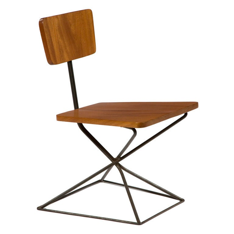 Lounge chair by Luther Conover at 1stdibs